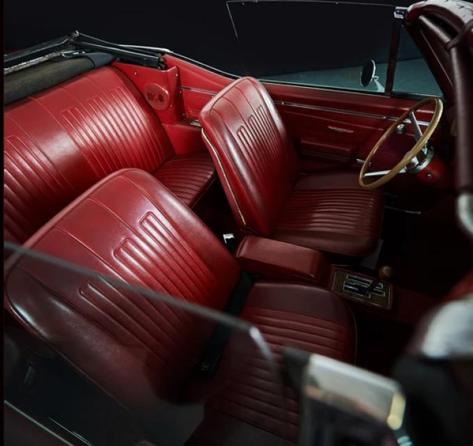 PONTIAC GTO cabriolet 2