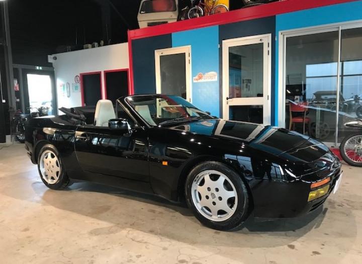 PORSCHE 944S2 Cabriolet 2