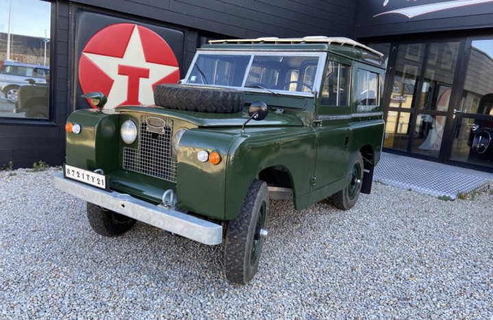 LAND ROVER SERIE 2A (Defender) 0