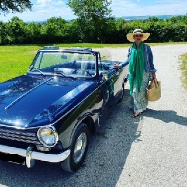 TRIUMPH Herald 13/60 cabriolet 1