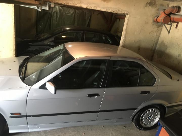 BMW 325I e36  2