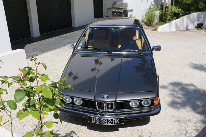 BMW 630CS E24 série 6 2