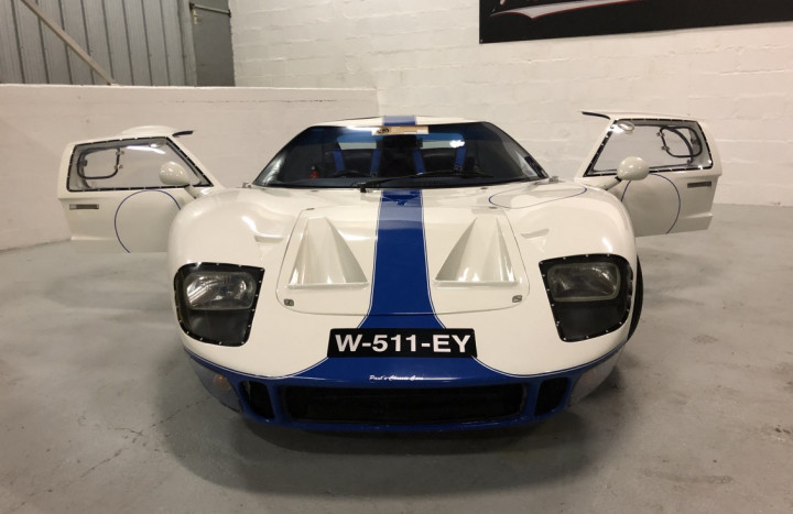 FORD GT40 0