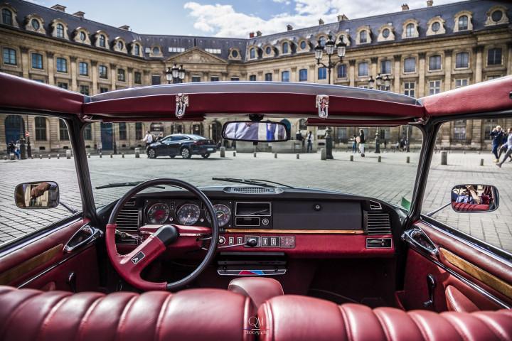 CITROEN DS Limousine Découvrable 4