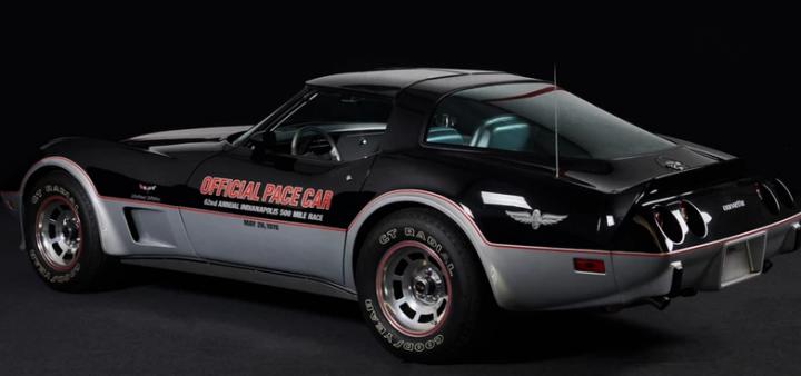 CHEVROLET Corvette C3 pace car 0