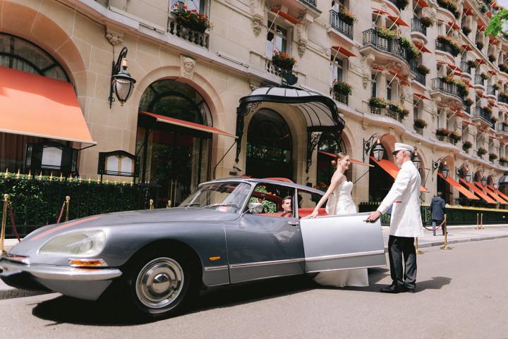 CITROEN DS Limousine Découvrable 1