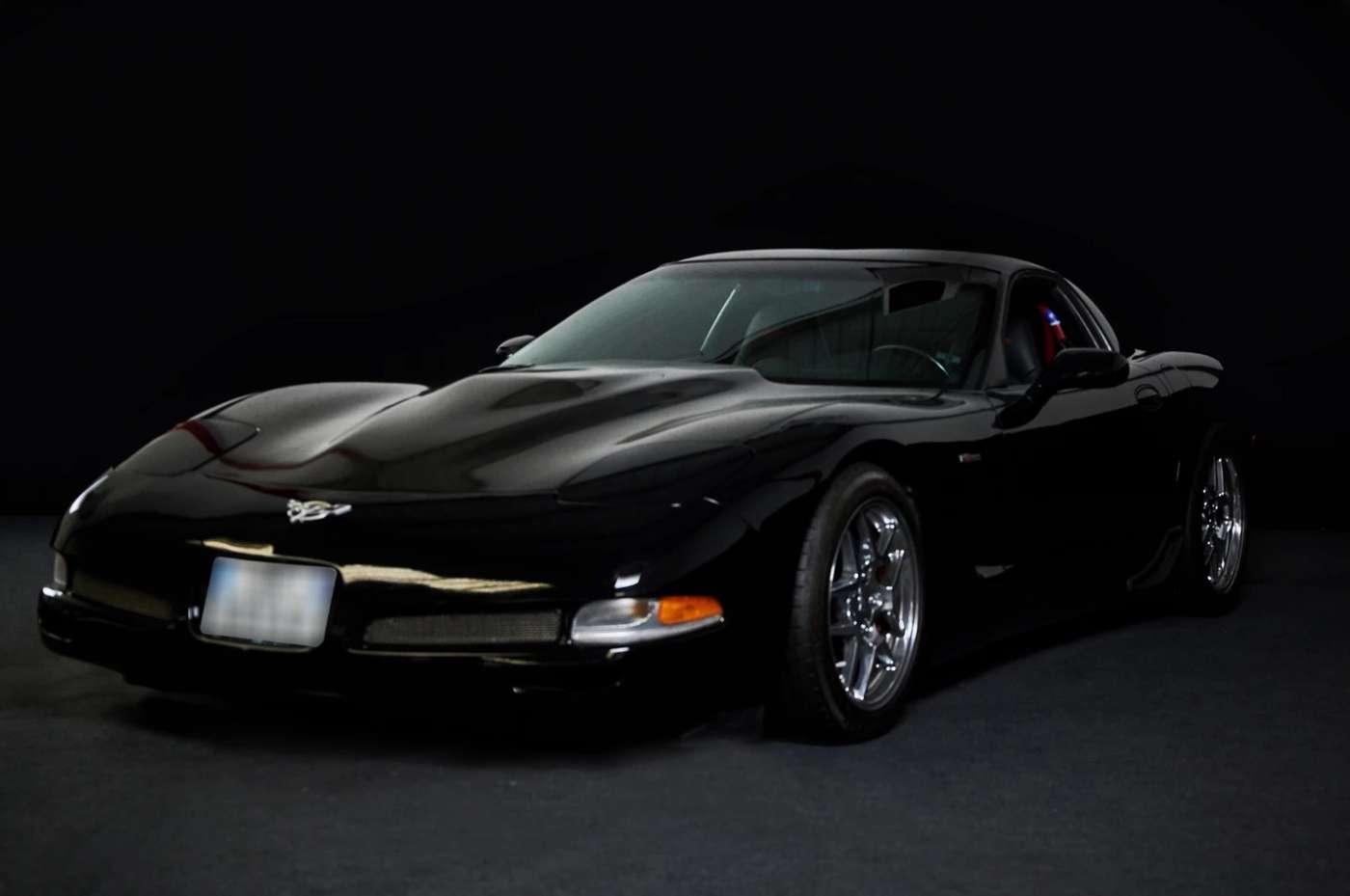 CHEVROLET  Corvette C5 0