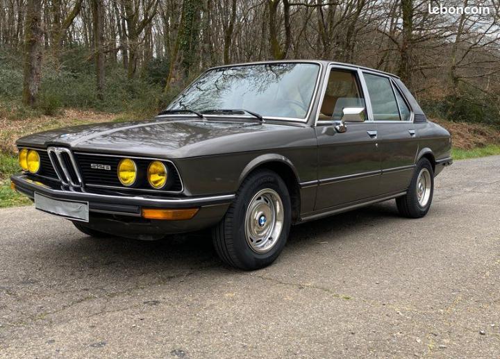 BMW 528i 0