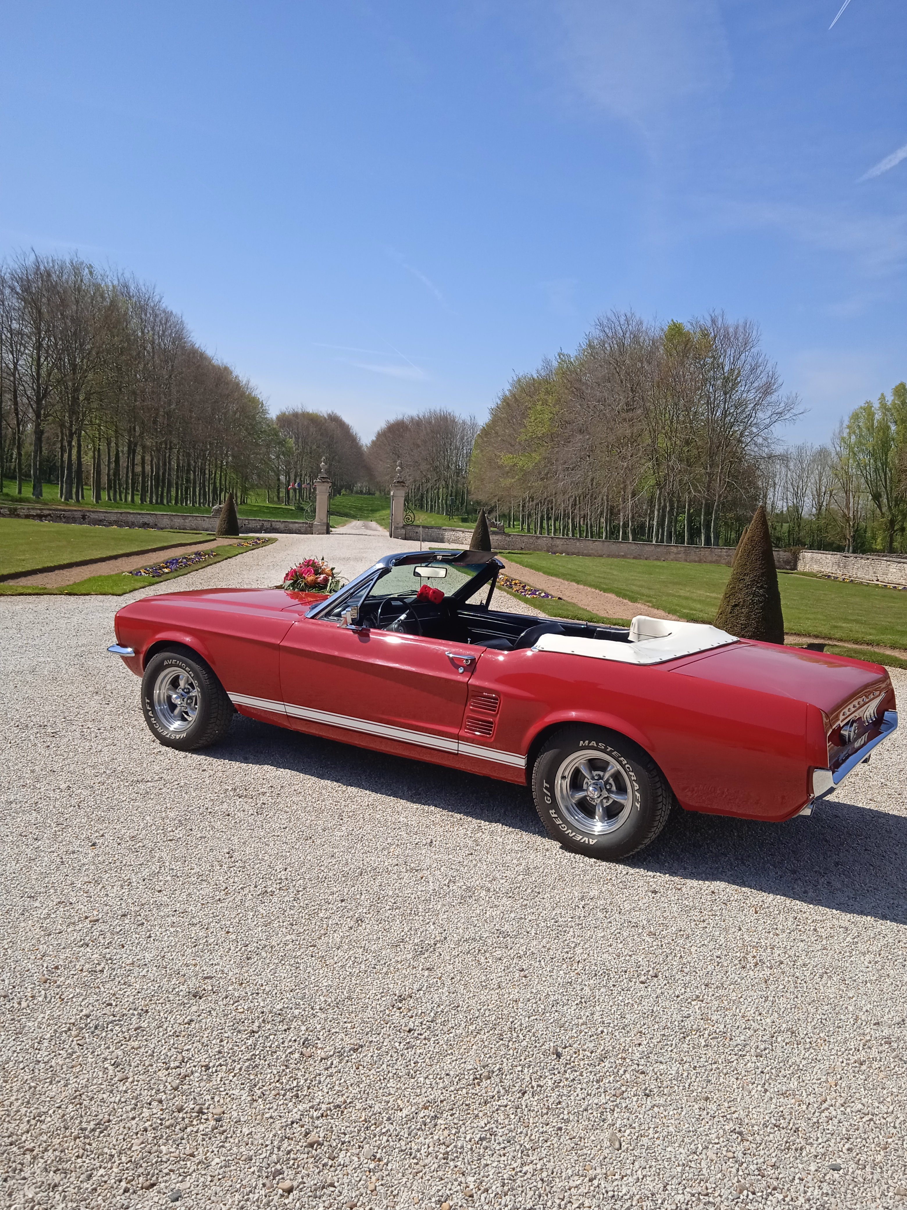 FORD mustang convertible v8 4.7l auto 0