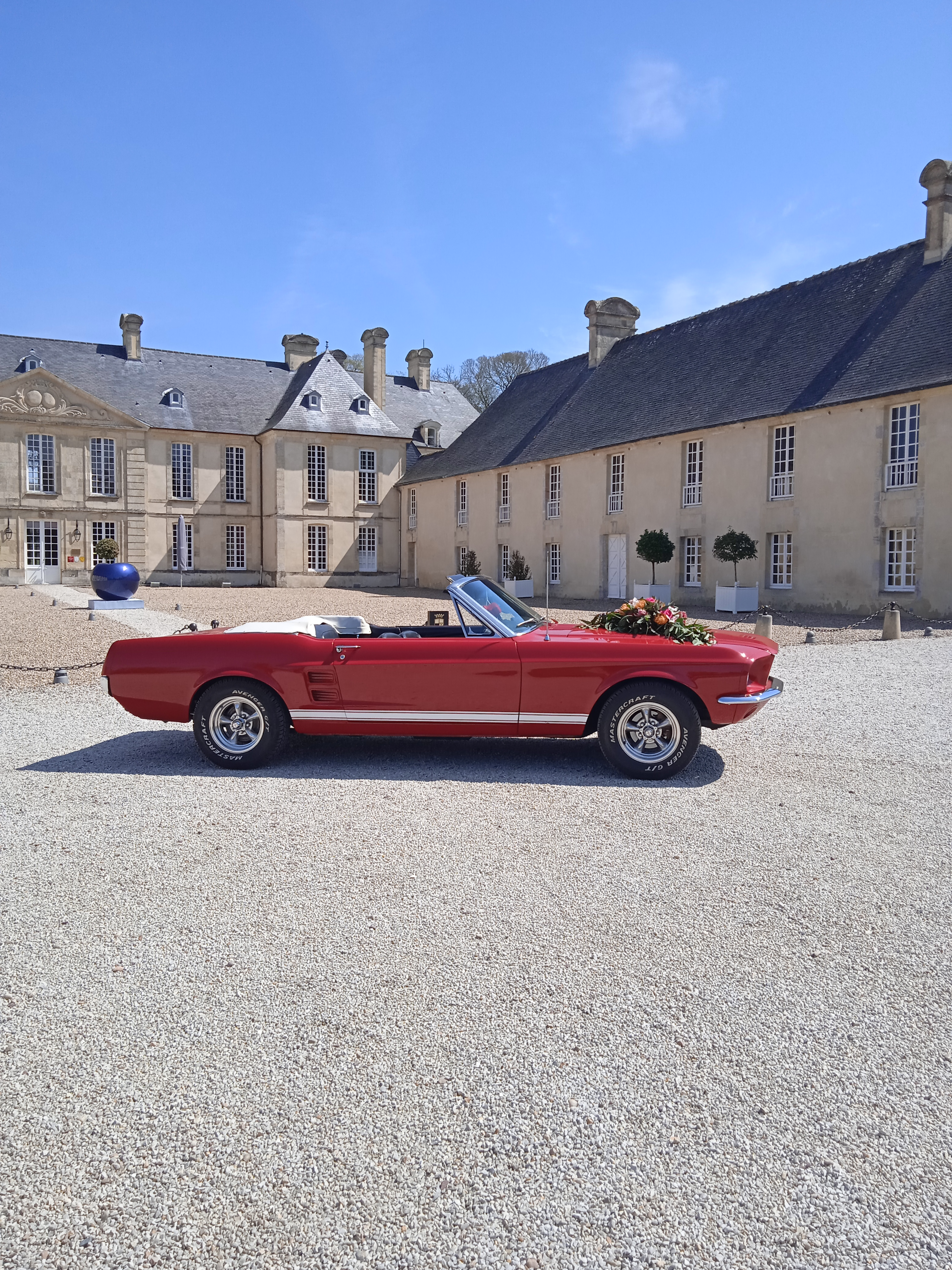 FORD mustang convertible v8 4.7l auto 1