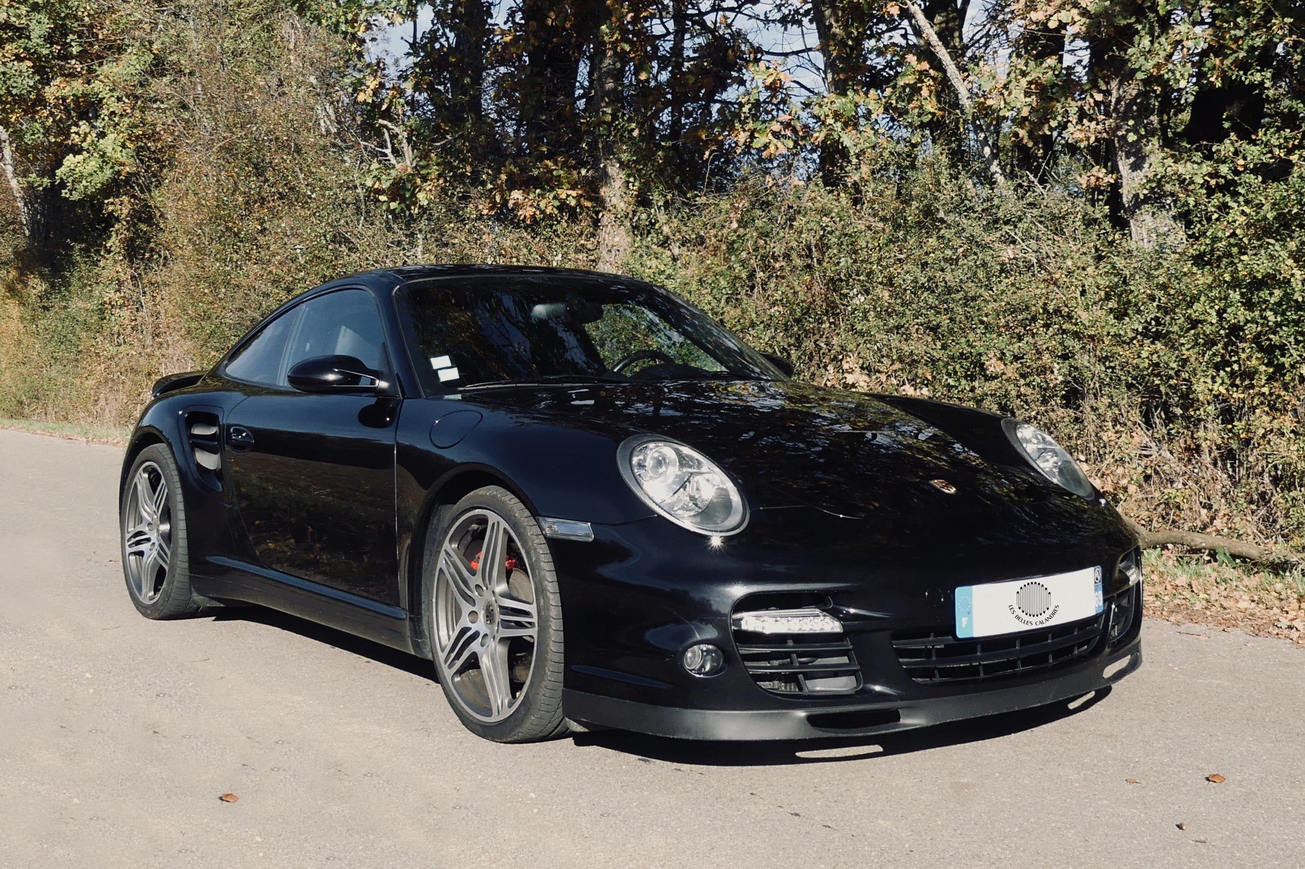 PORSCHE 911 997 Turbo 0