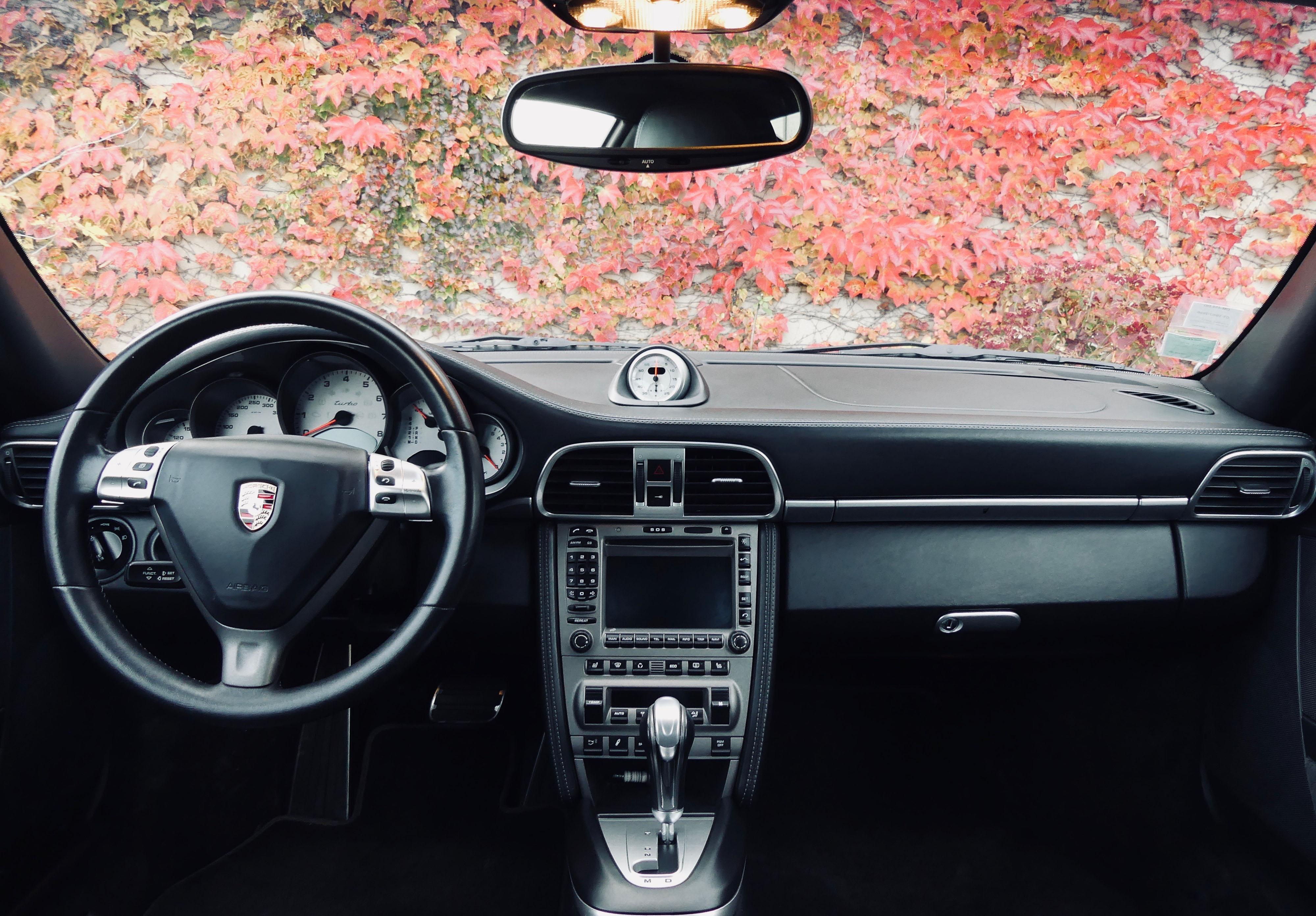 PORSCHE 911 997 Turbo 2