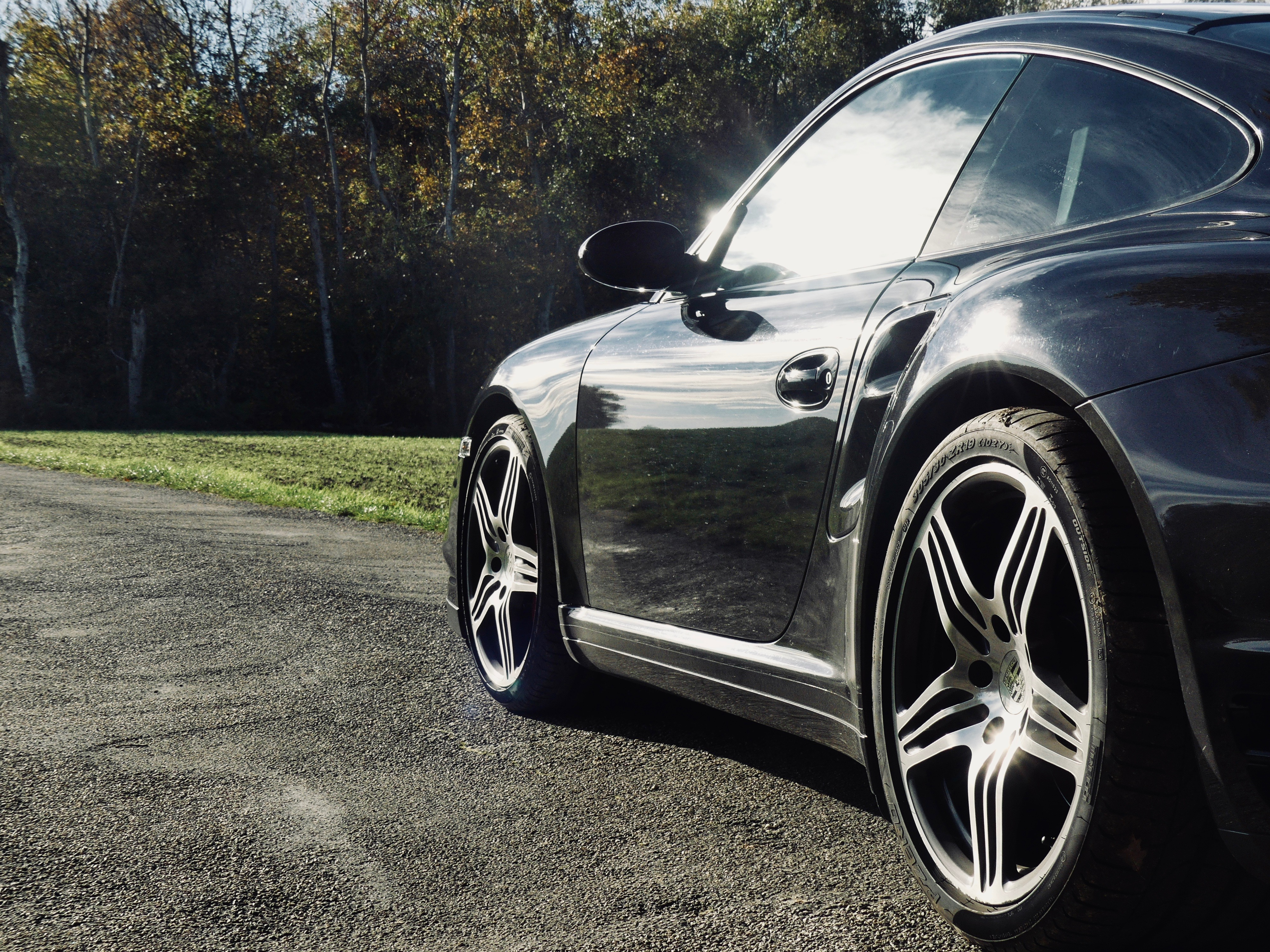 PORSCHE 911 997 Turbo 5