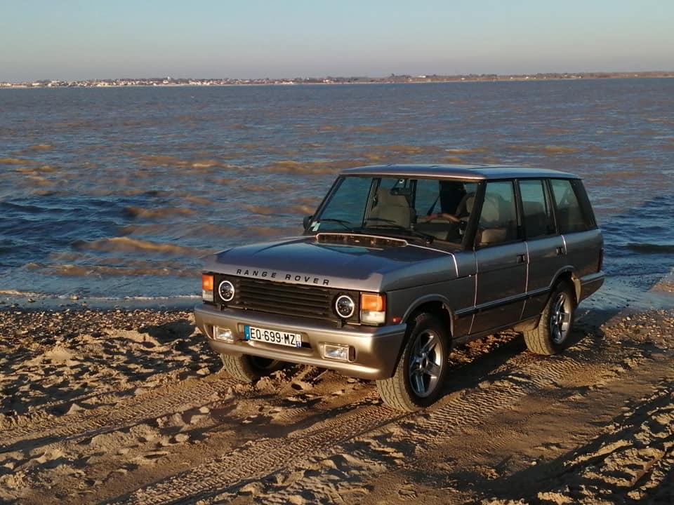 LAND ROVER Range Rover 0