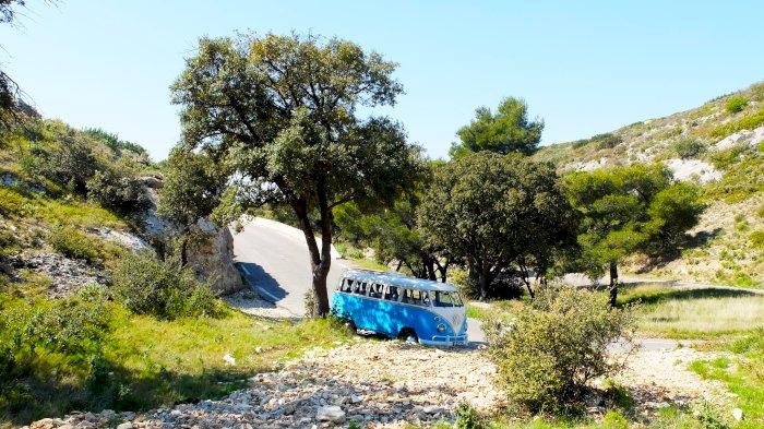 VOLKSWAGEN Combi T1 mini bus 4