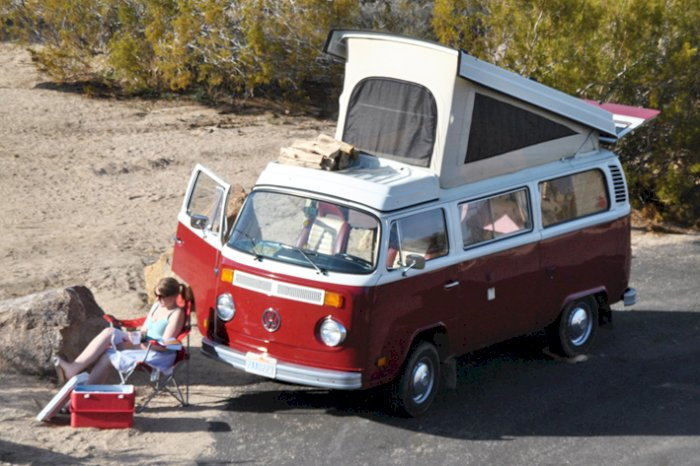 VOLKSWAGEN  combi camping car 2