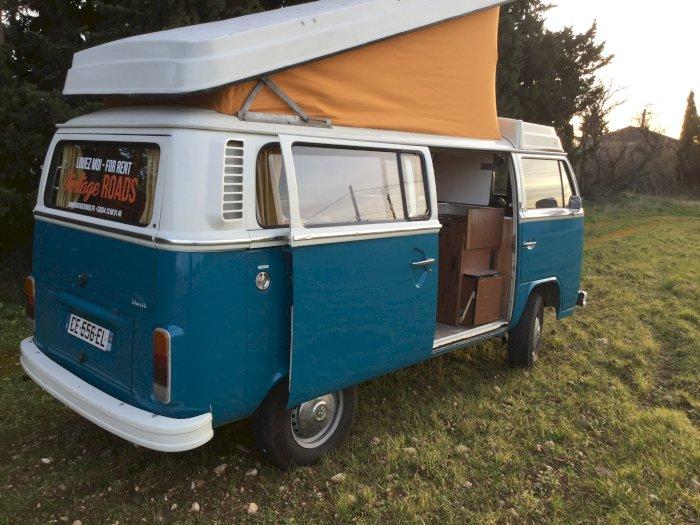 VOLKSWAGEN Combi camping car 1