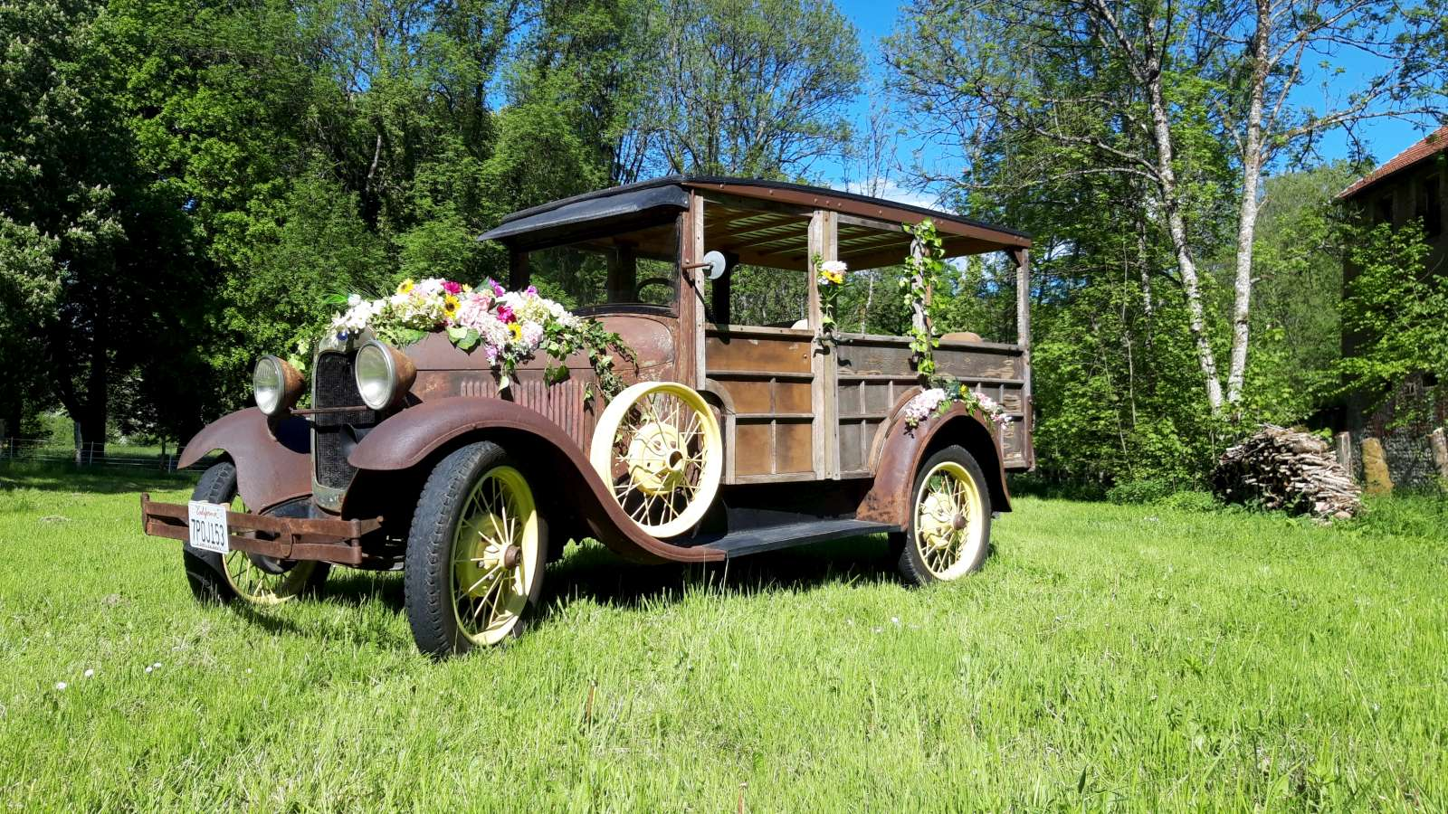 FORD Model A 1