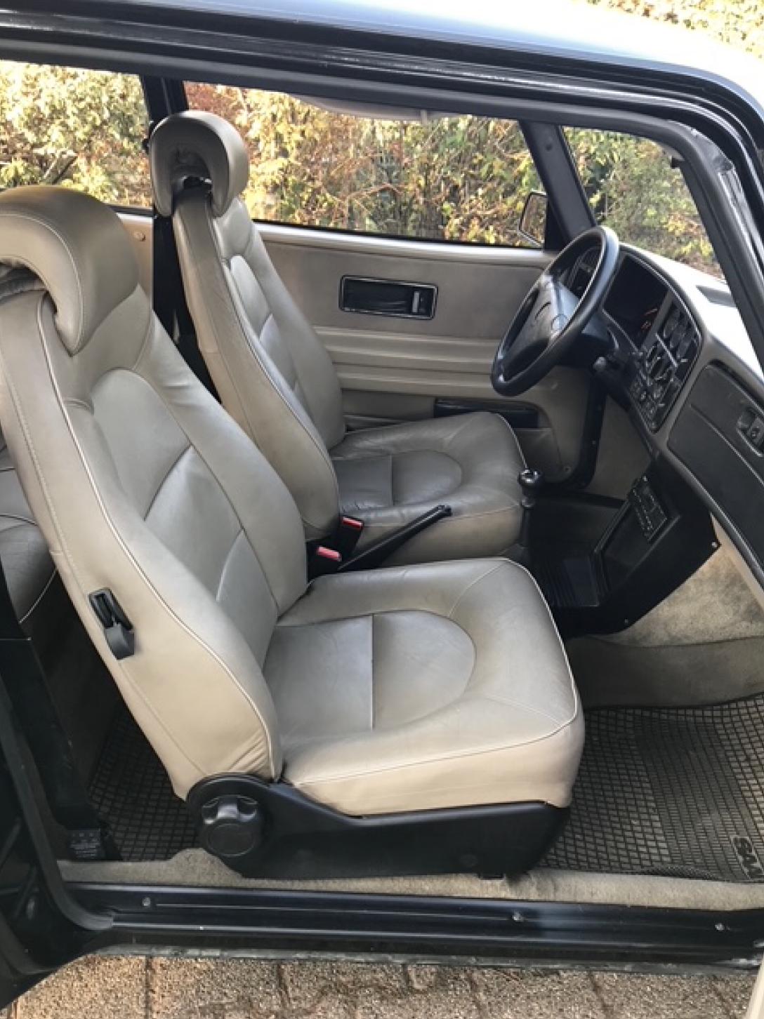 SAAB Saab 900 S Turbo Classic Coupé 3