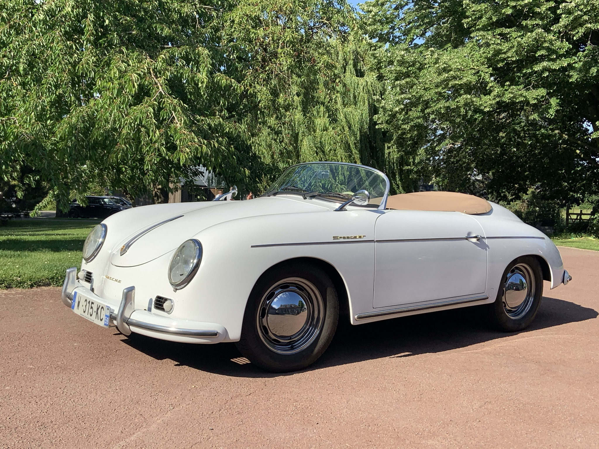 PORSCHE 356 Speedster 1