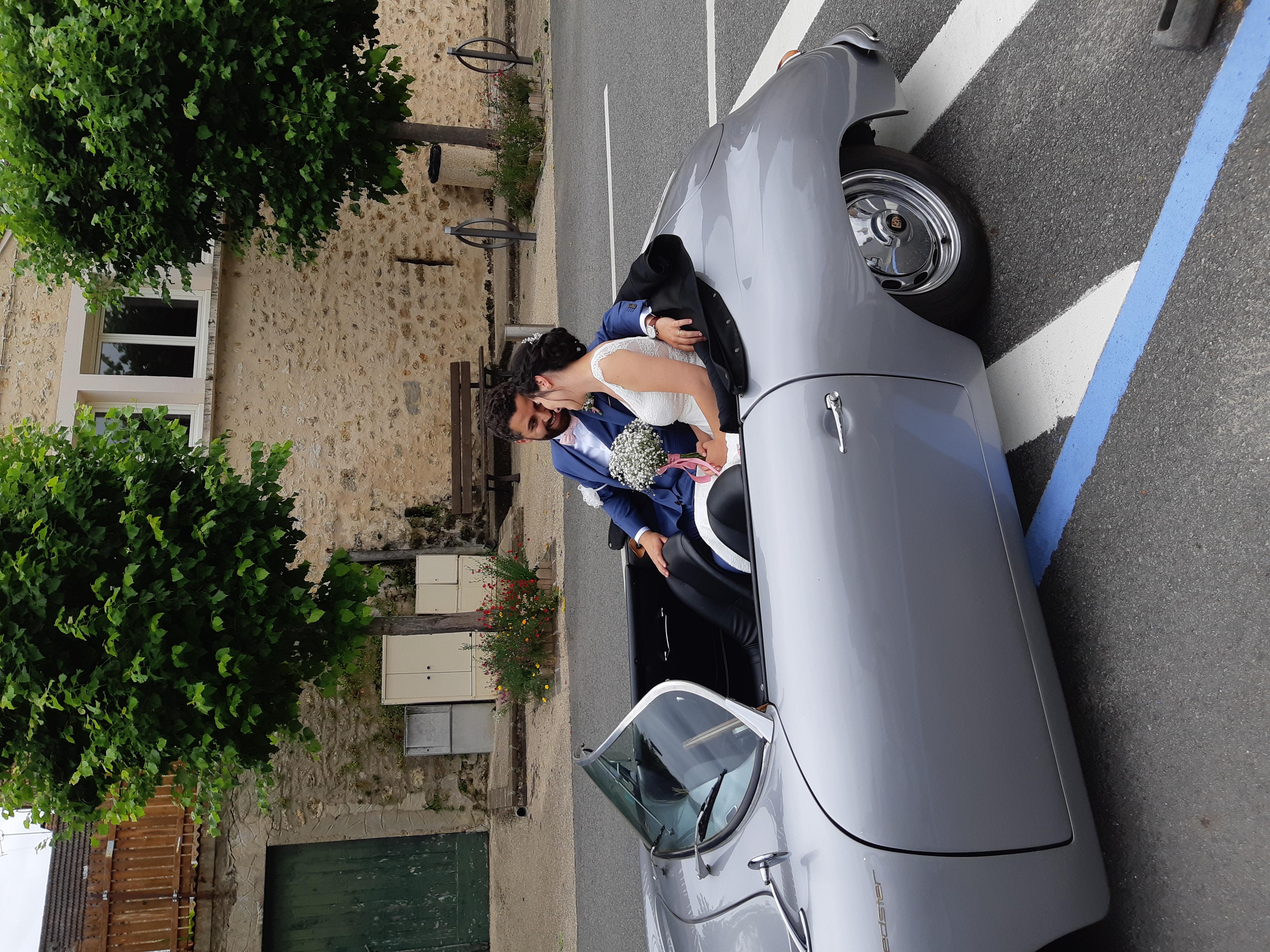 PORSCHE 356 Speedster Intermeccanica 3