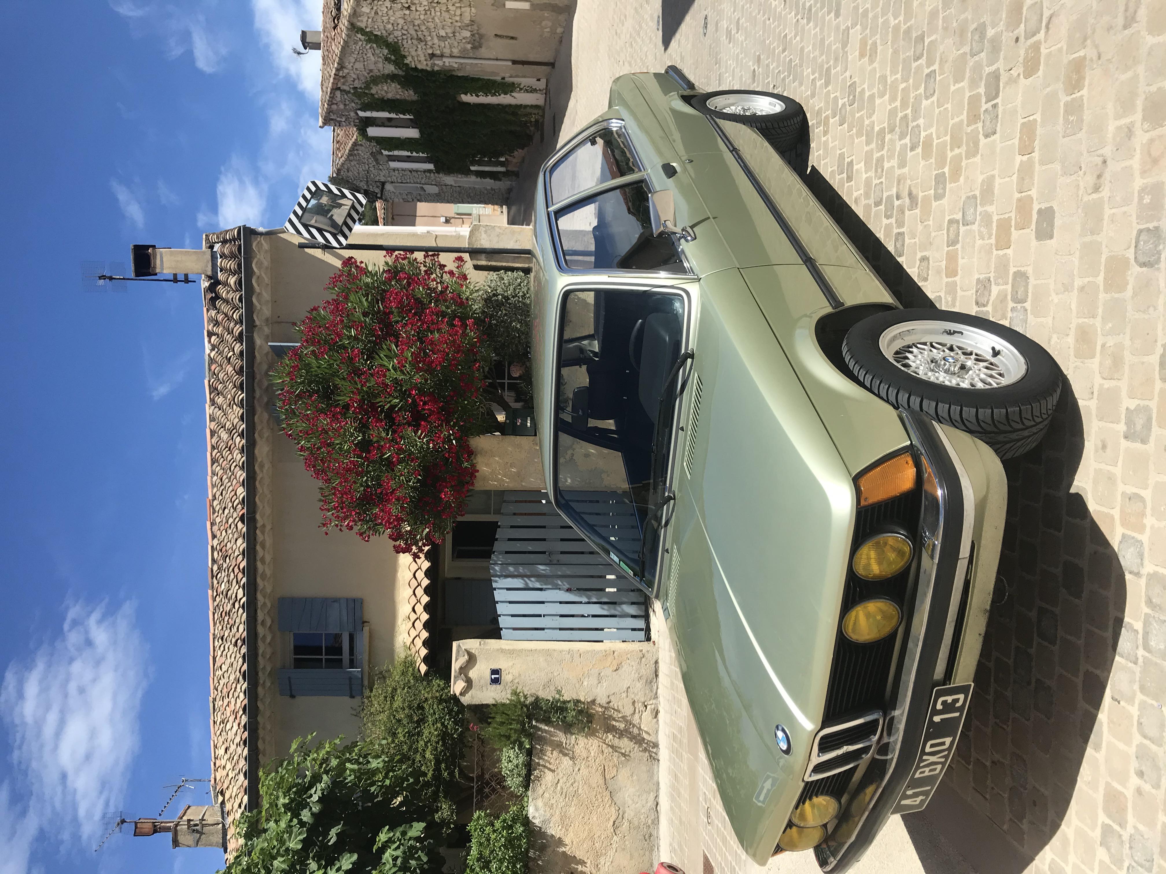 BMW 318 e21 Série 3 1