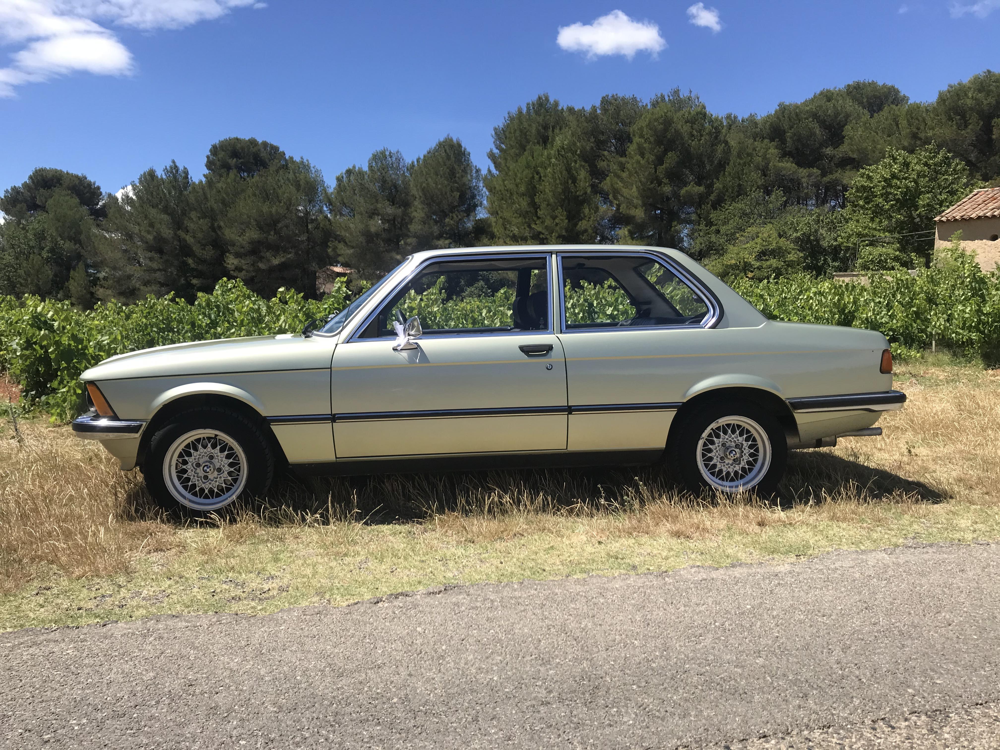 BMW 318 e21 Série 3 4