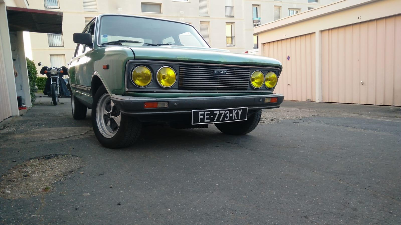 FIAT 132 0