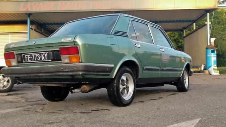 FIAT 132 2