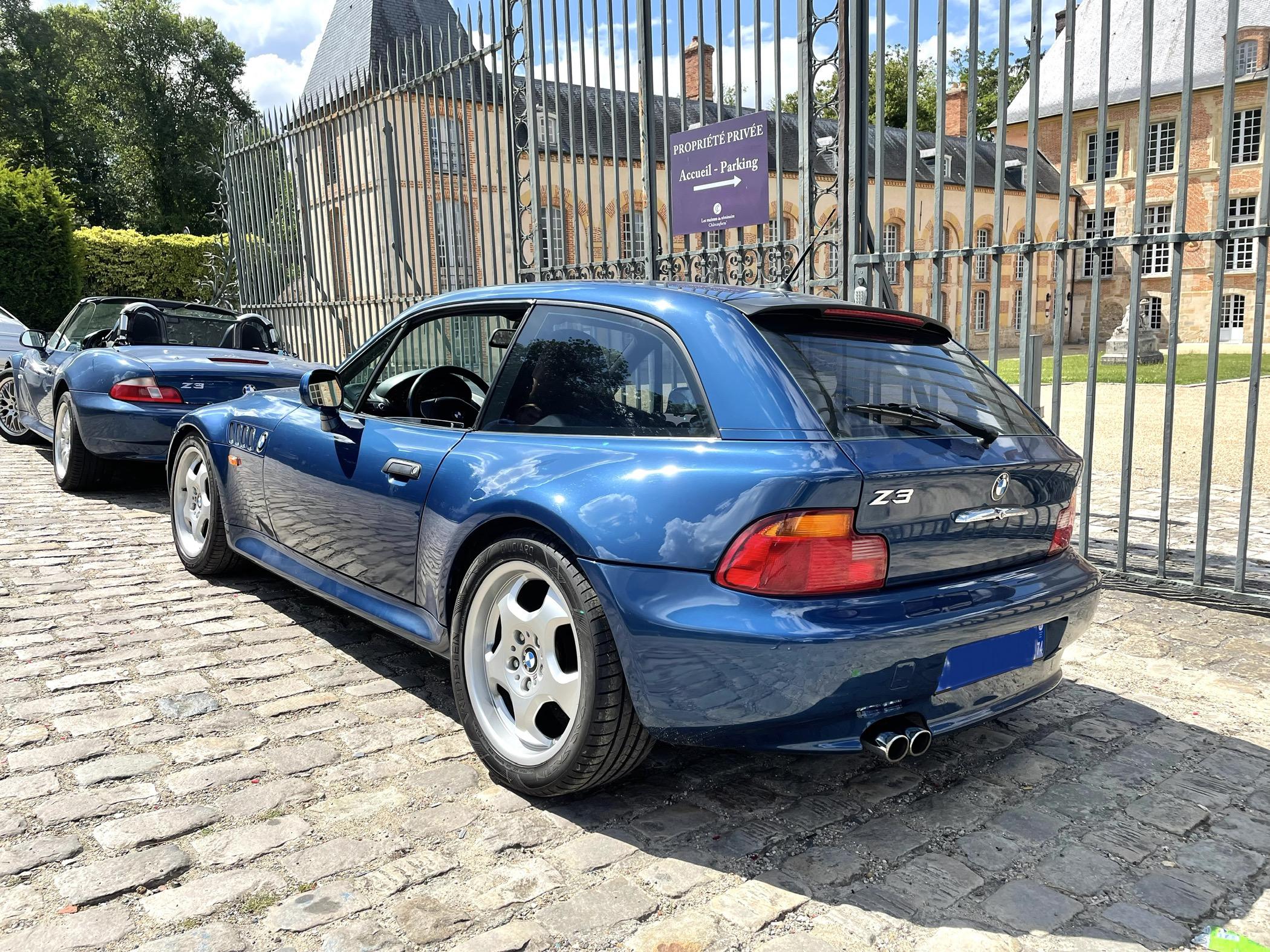 BMW Z3 coupé 1