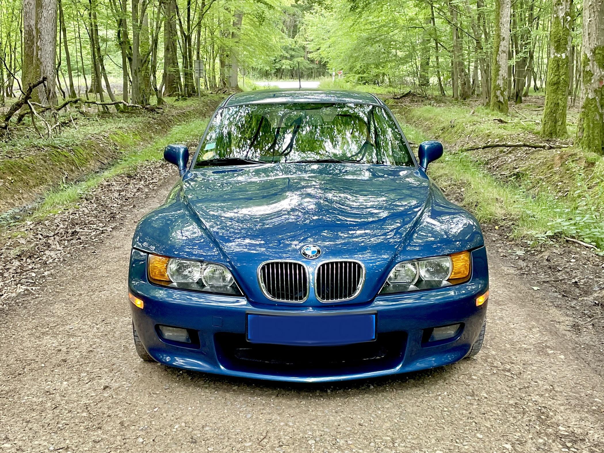 BMW Z3 coupé 3
