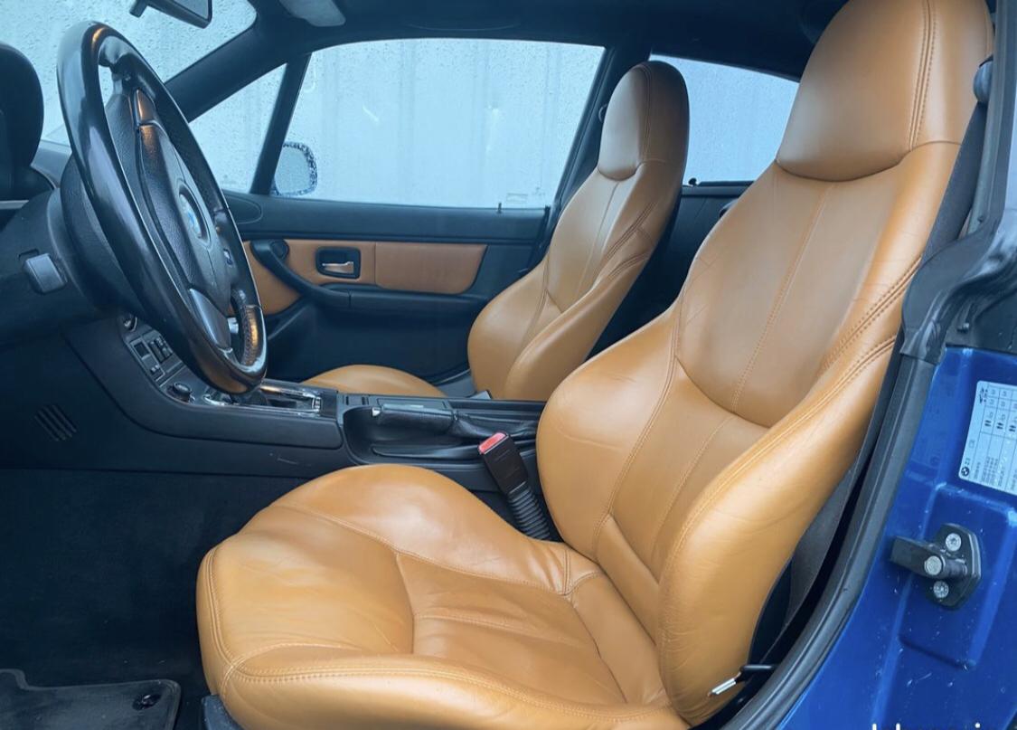 BMW Z3 coupé 4