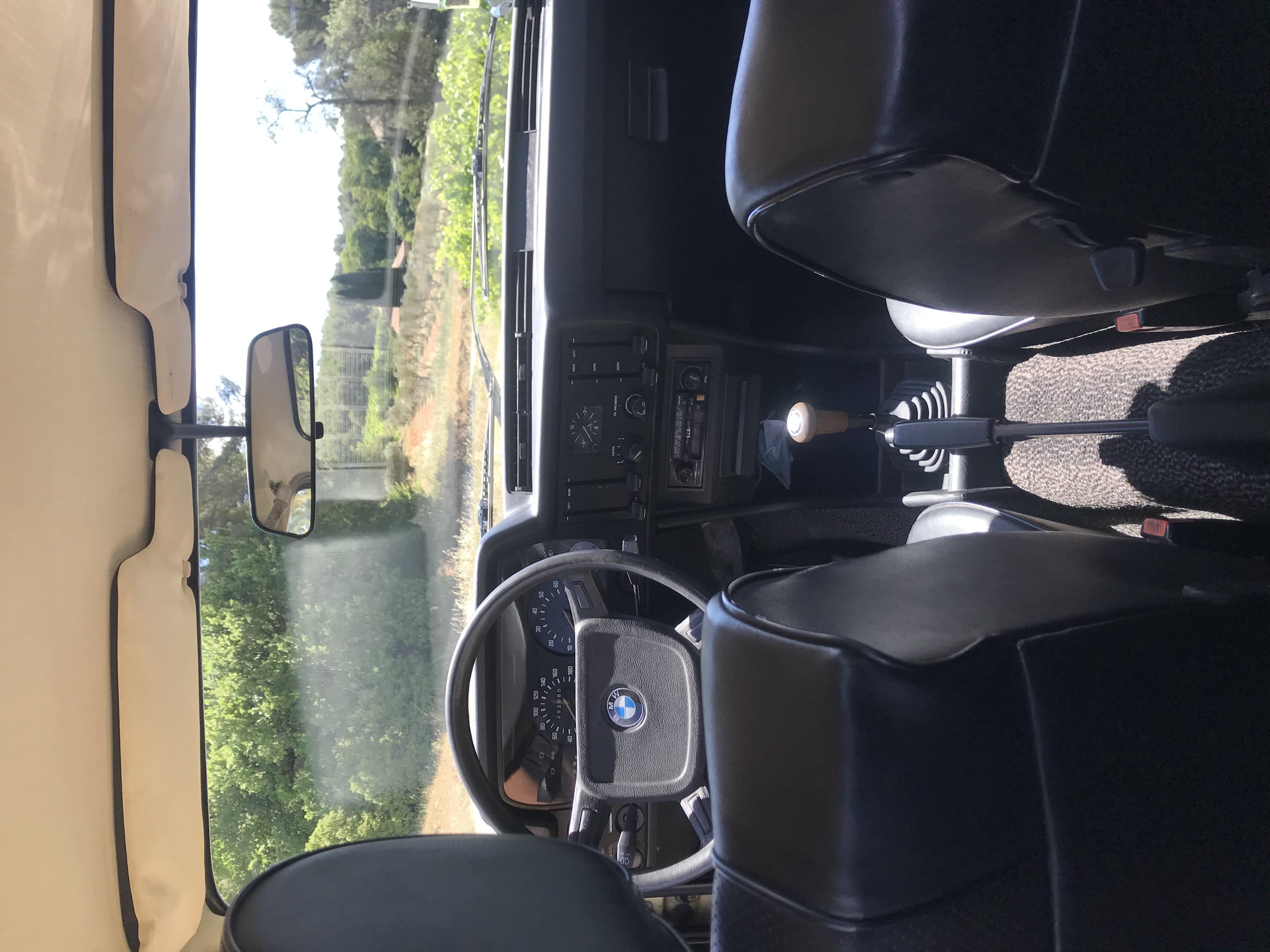 BMW 318 e21 Série 3 5