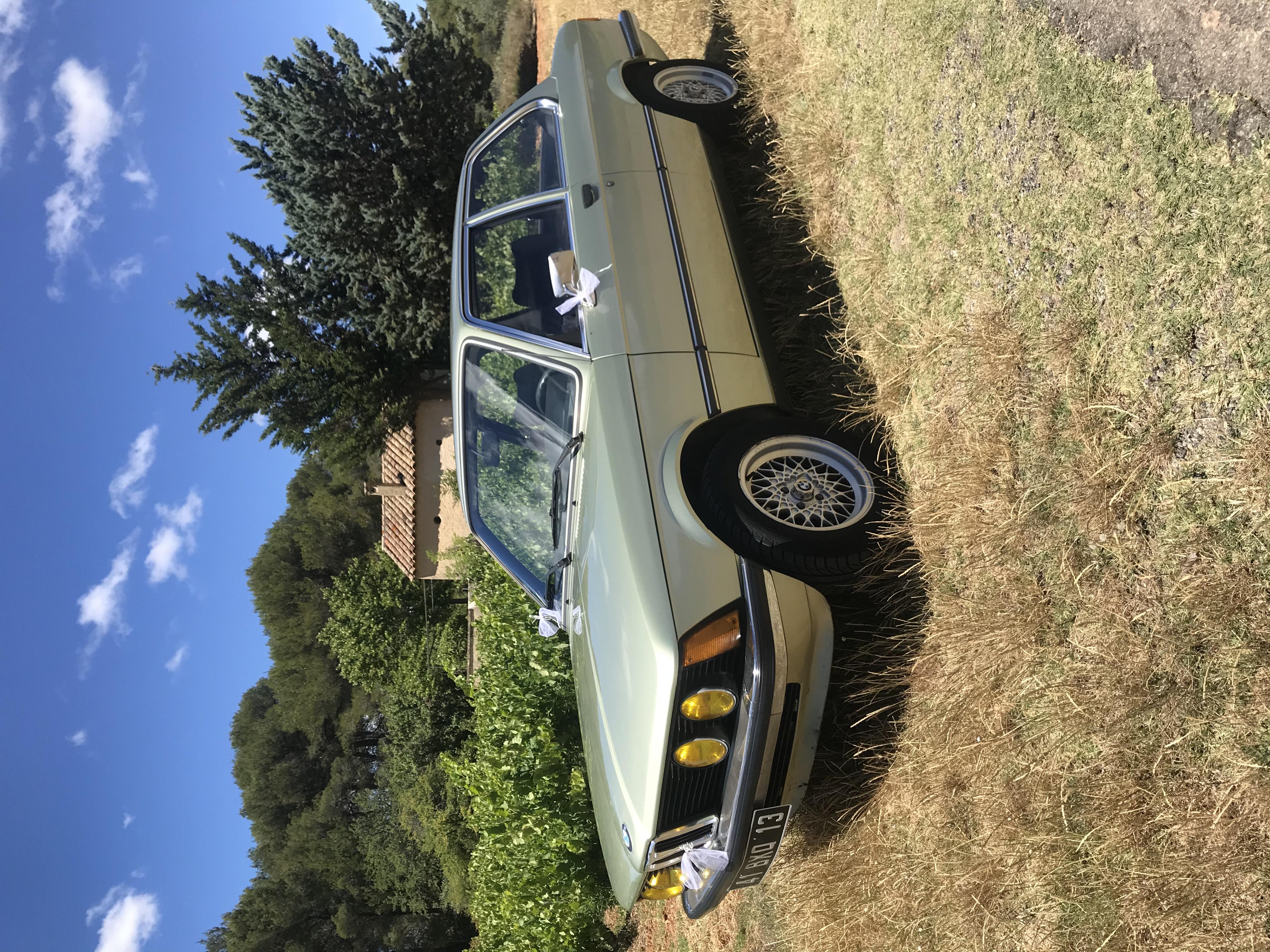 BMW 318 e21 Série 3 7