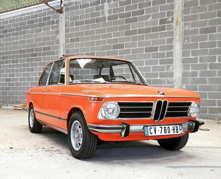 BMW 2002tii 0