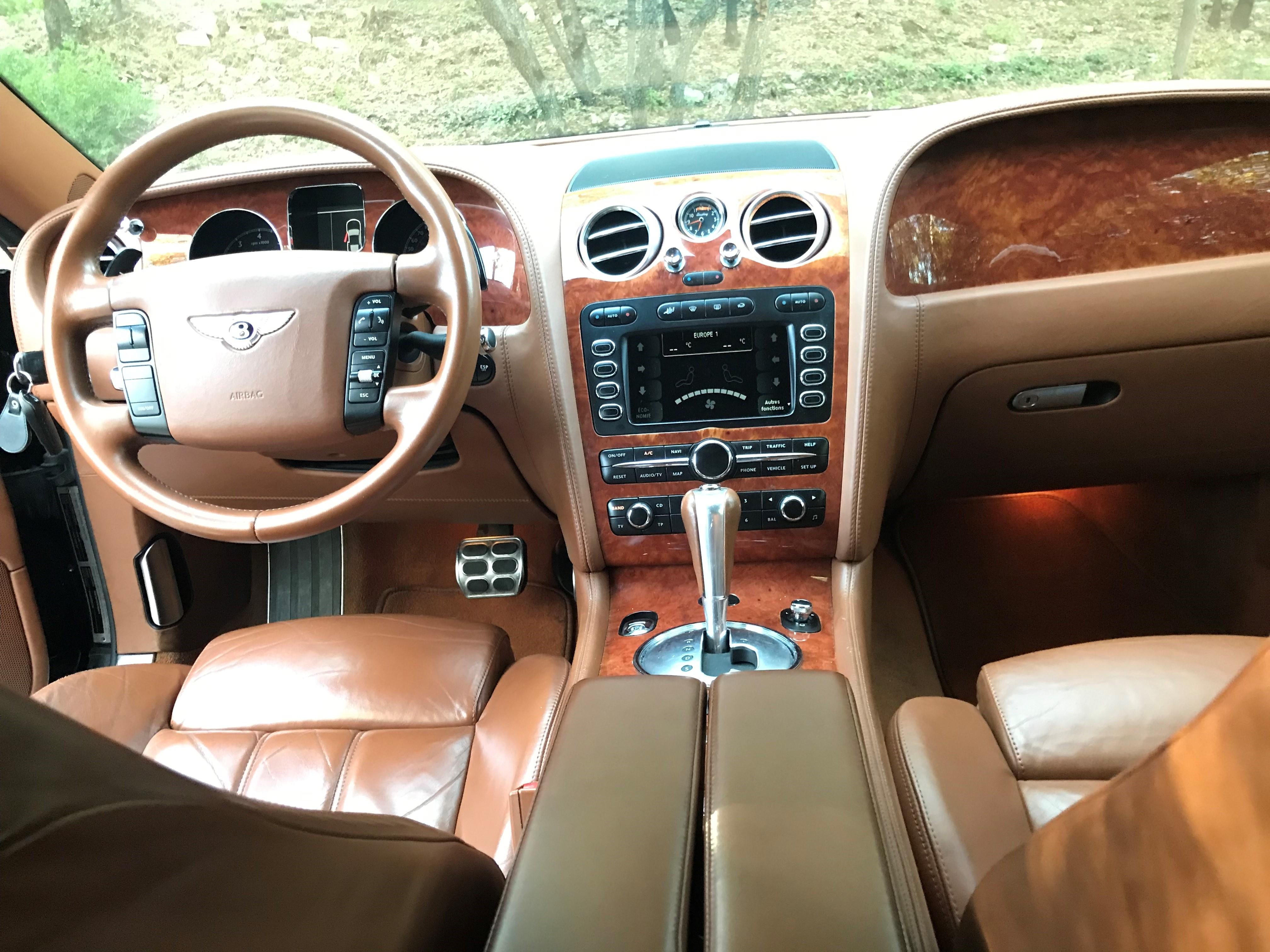 BENTLEY Continental GT 3