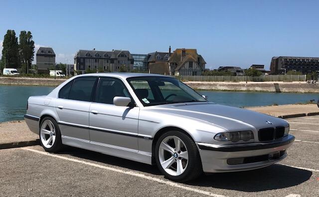 BMW 740 I 0