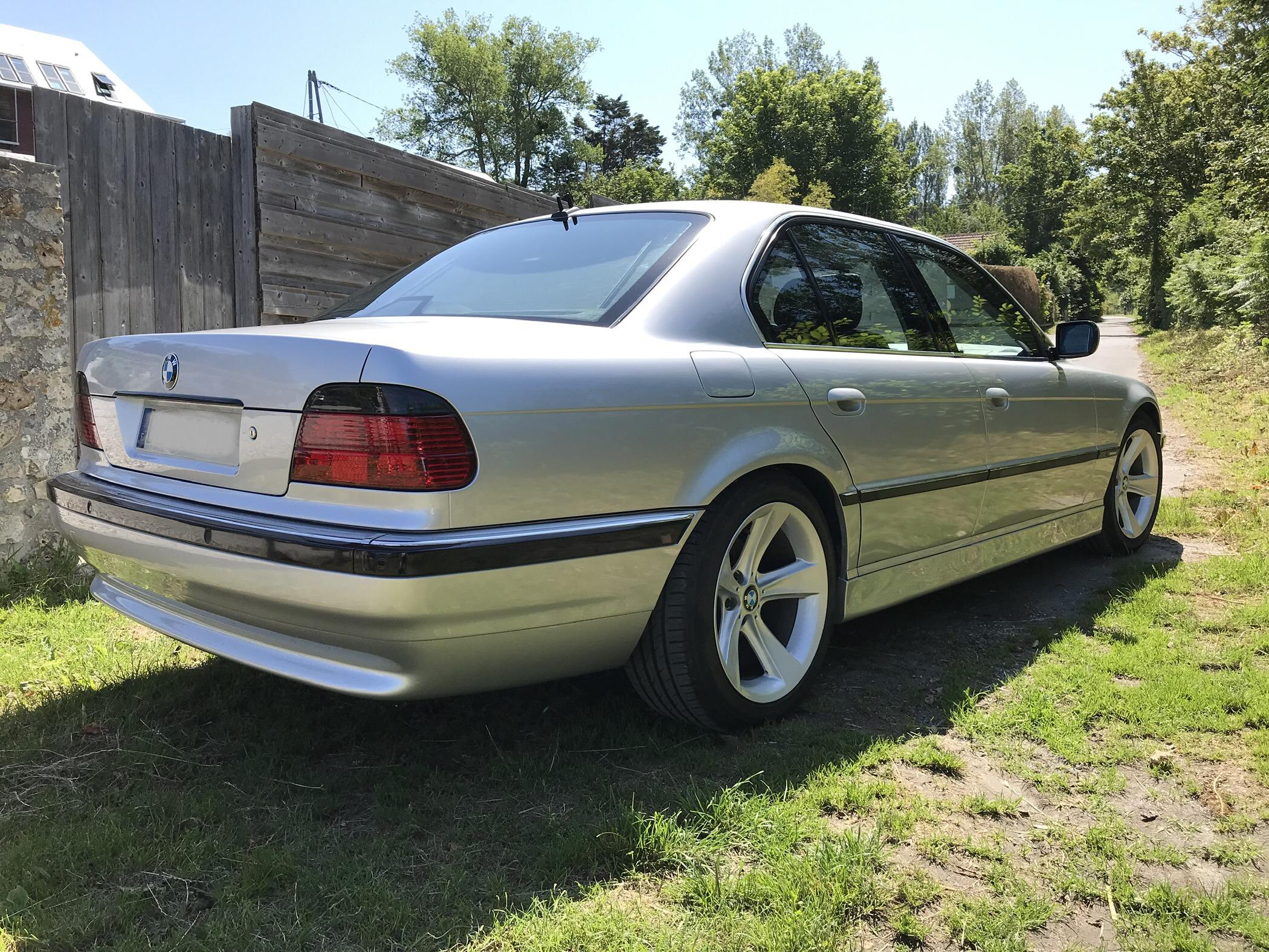 BMW 740 I 1