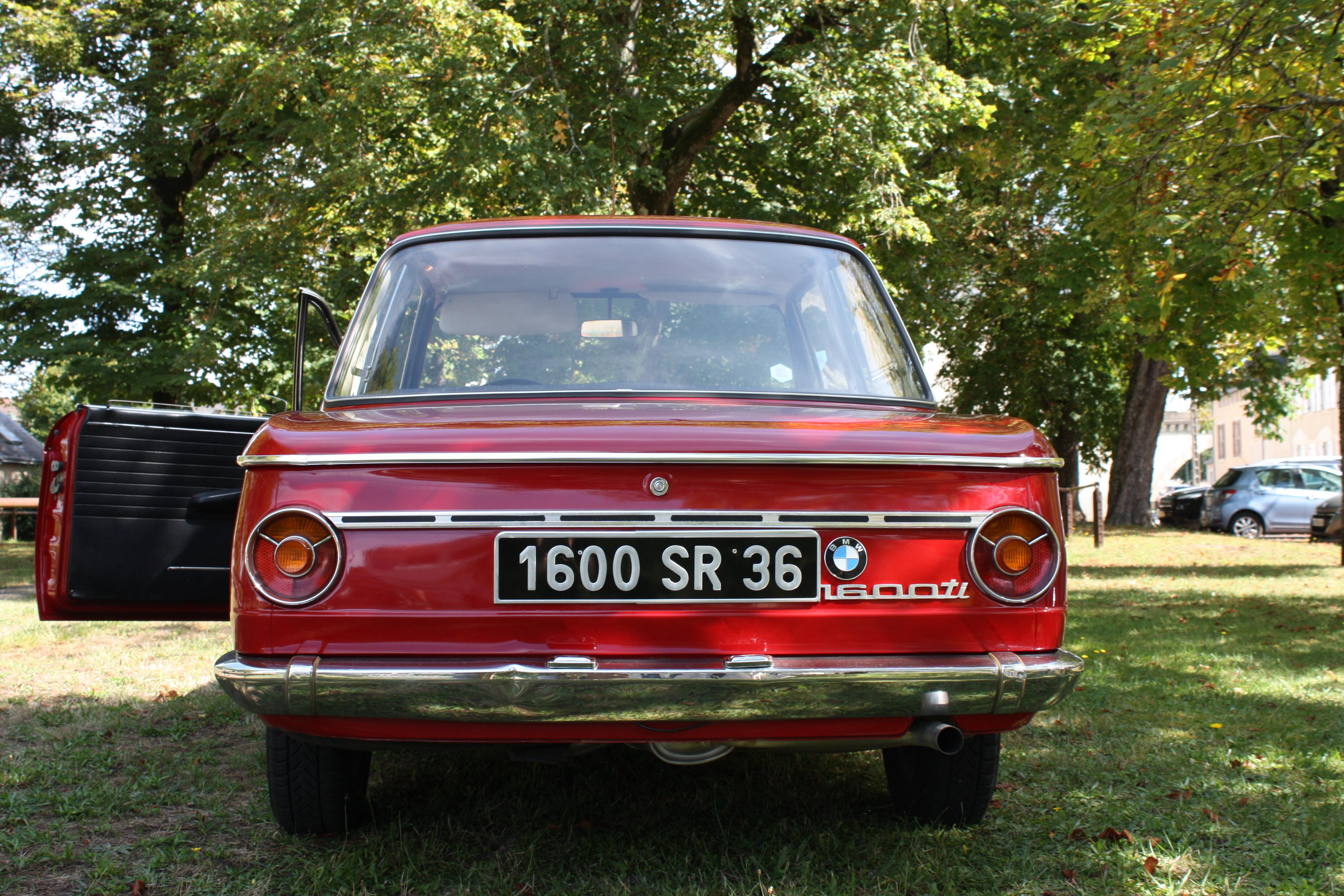 BMW 1600 TI 1