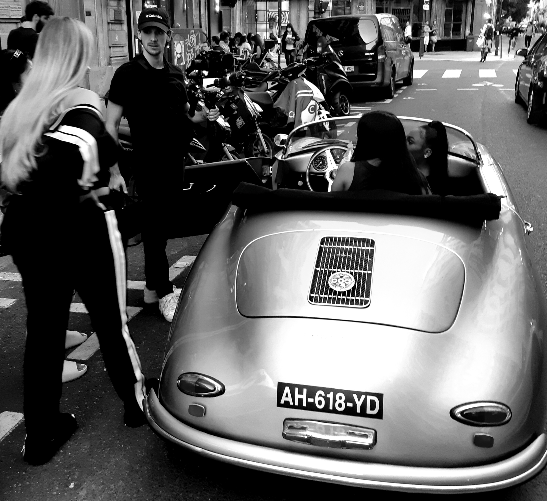 PORSCHE 356 Speedster Intermeccanica 4