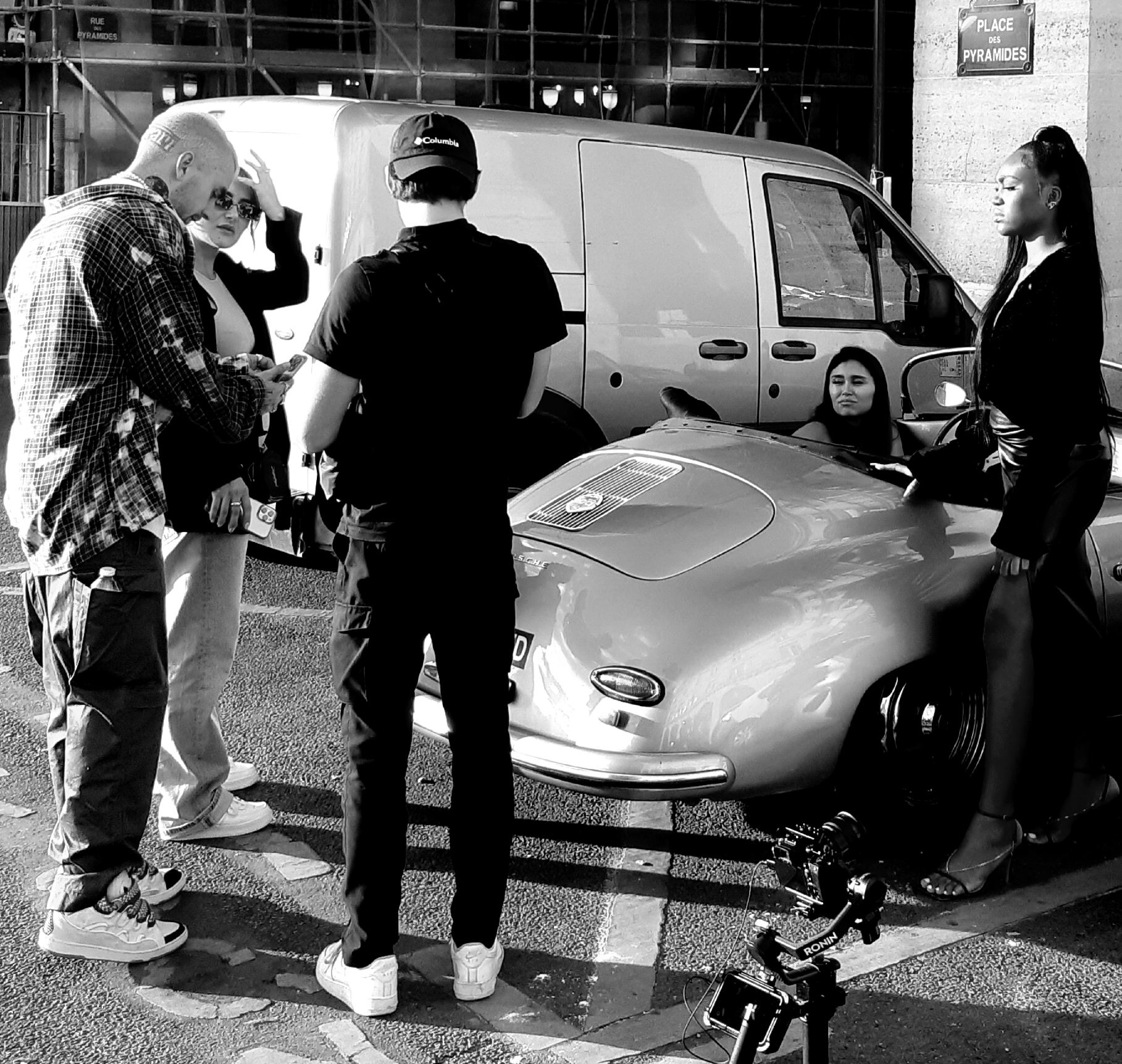 PORSCHE 356 Speedster Intermeccanica 5