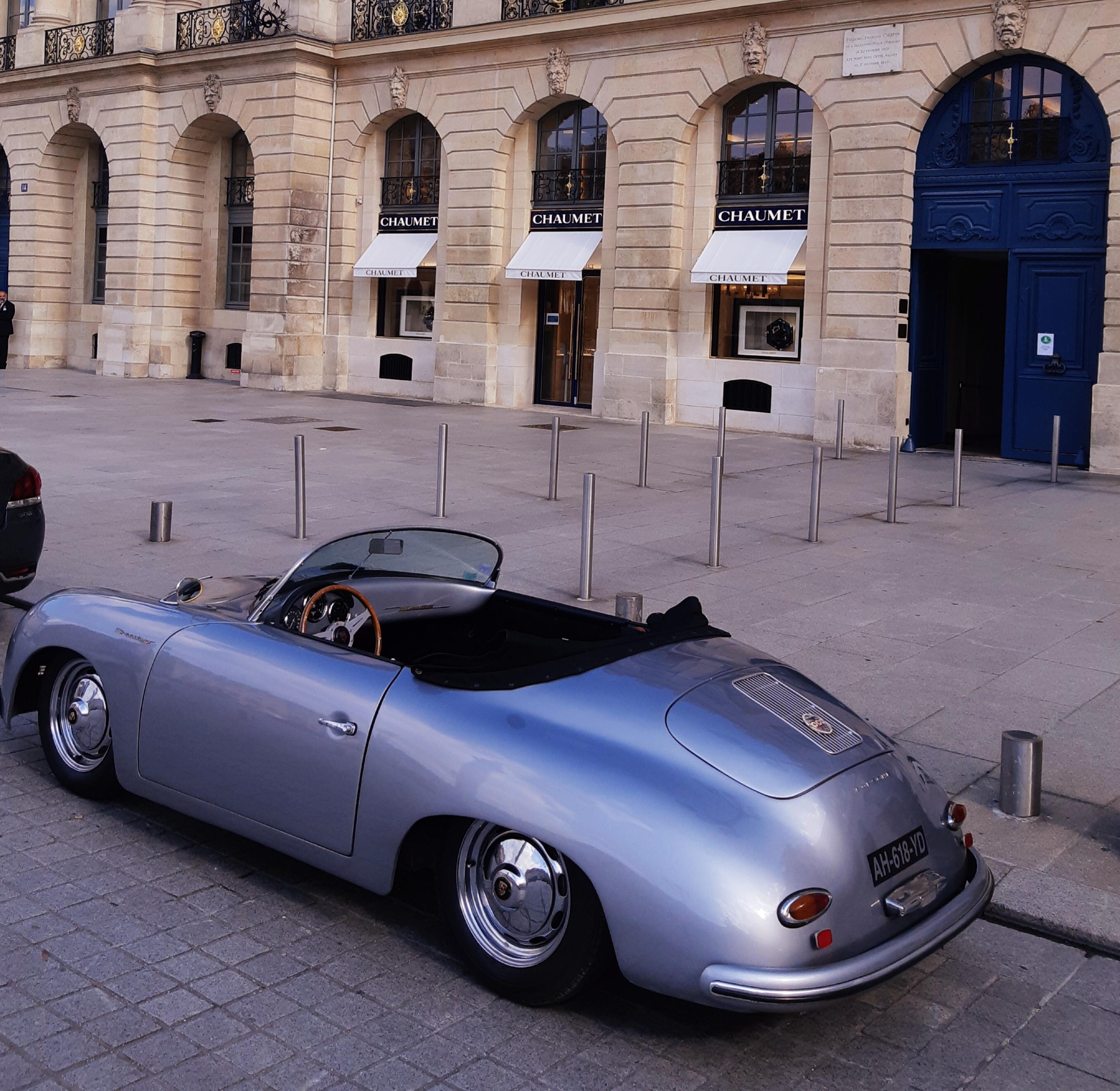 PORSCHE 356 Speedster Intermeccanica 6