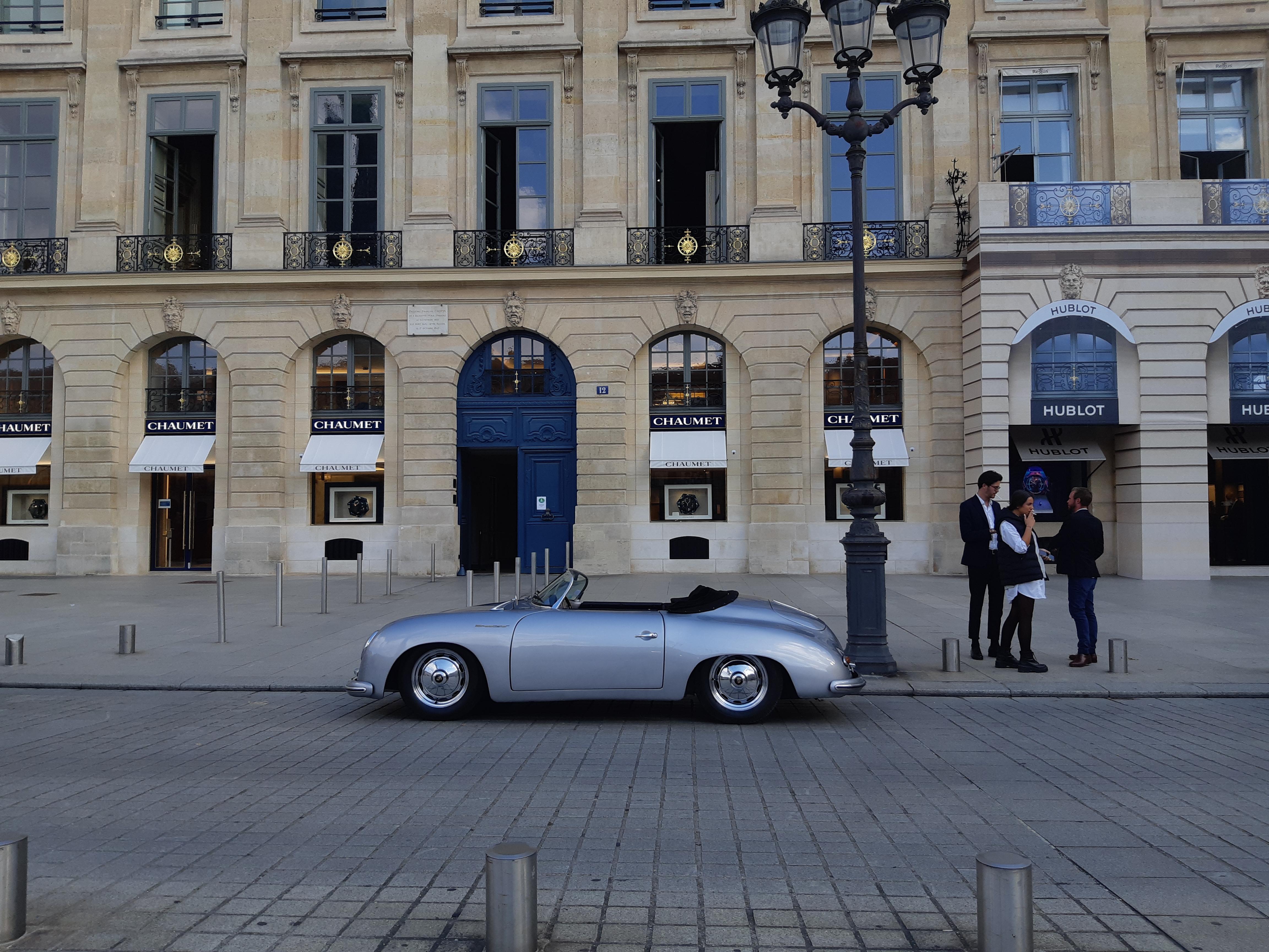 PORSCHE 356 Speedster Intermeccanica 7