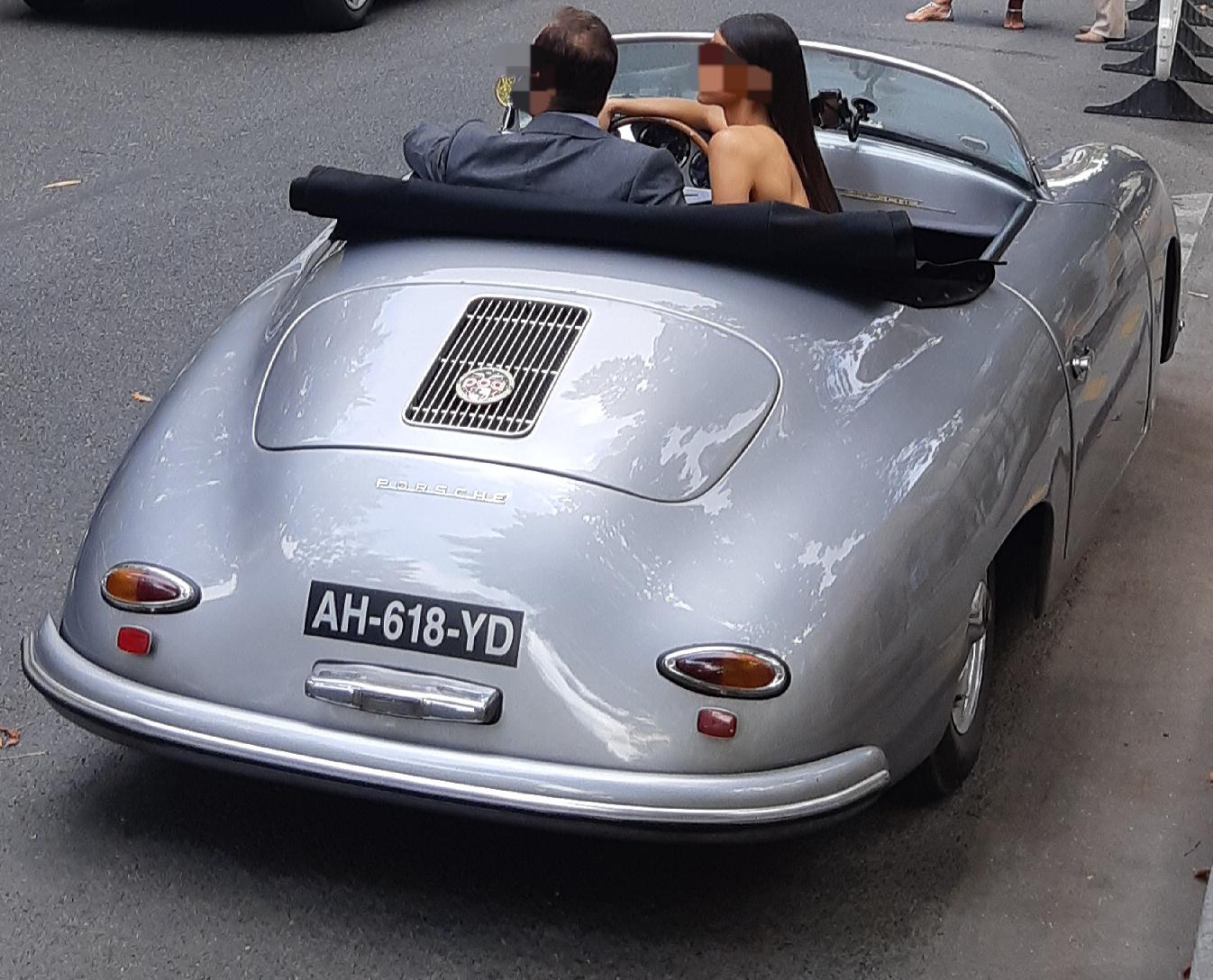 PORSCHE 356 Speedster Intermeccanica 0