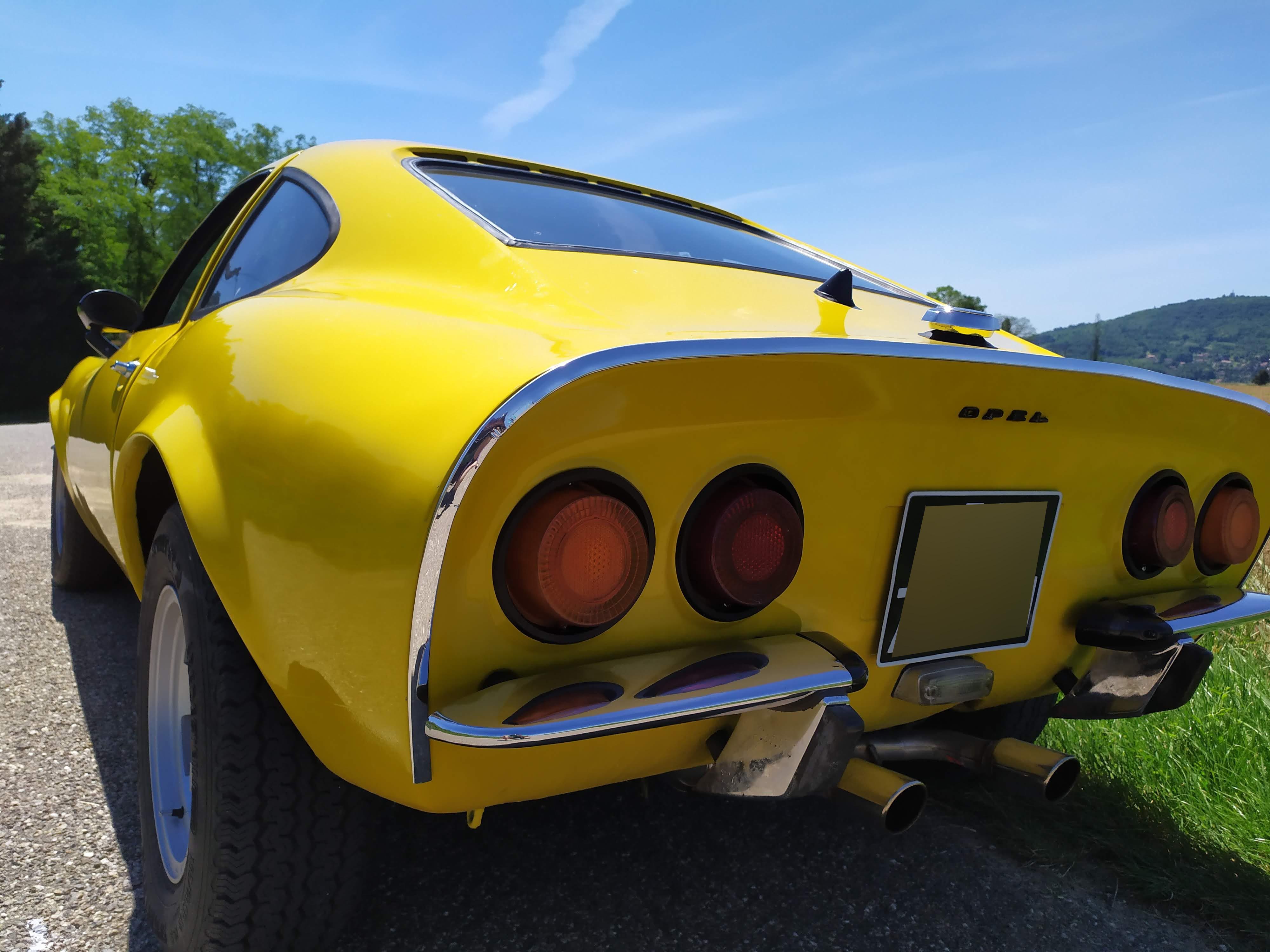 OPEL GT1900 0