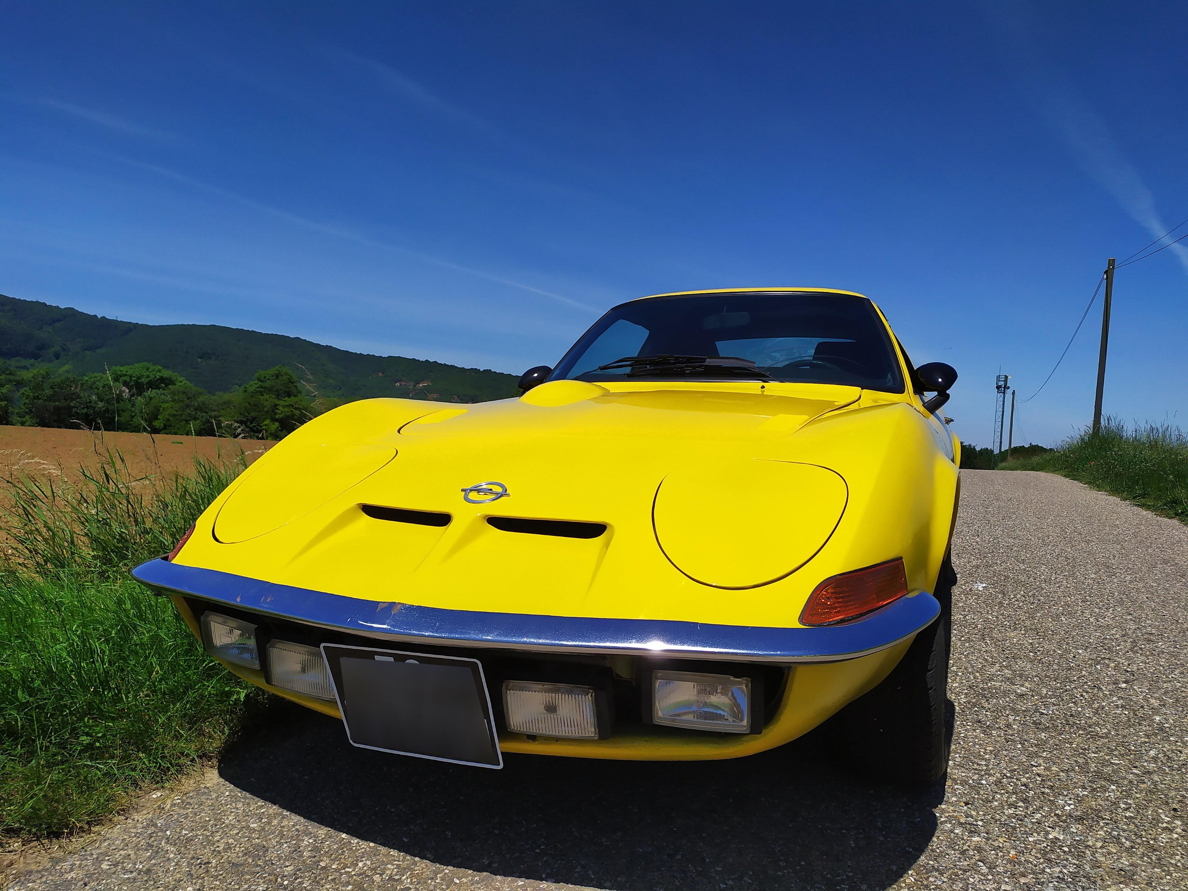 OPEL GT1900 1
