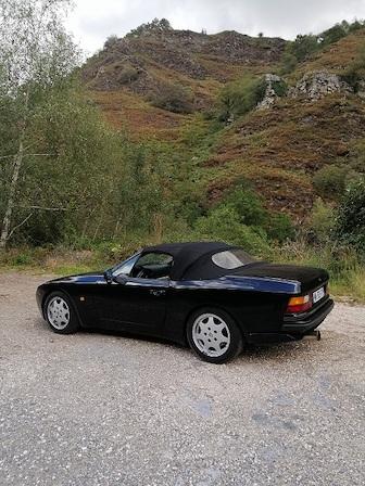 PORSCHE 944S2 Cabriolet 0