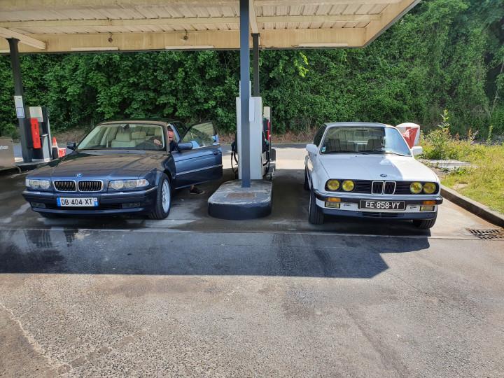 BMW e30 325iX 3