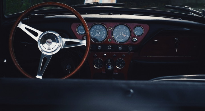 TRIUMPH Spitfire mk3 cabriolet 2