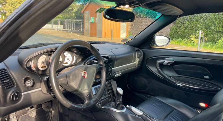 PORSCHE 911 Type 996 TUrbo CABRIOLET 1